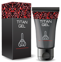 Повышение потенции с крем-гелем Titan Gel Титан гель