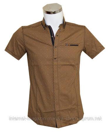 Рубашка мужская Punto приталенный крой