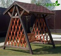 Садовые качели, Качель Модельная