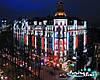 Фасадное освещение отелей