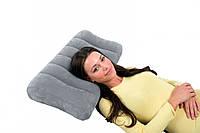 Надувная подушка флокированная Интекс (Intex) 68677, фото 1
