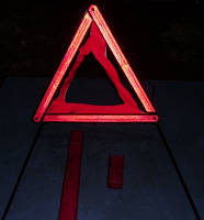 Знак аварийной остановкиVWTouareg2002-20107L0860251
