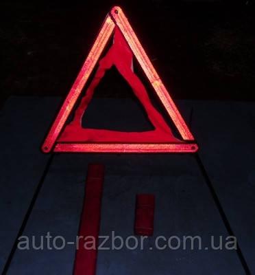 Знак аварийной остановкиVWTouareg2002-20107L0860251 - продажа б/у автозапчастей в Киеве