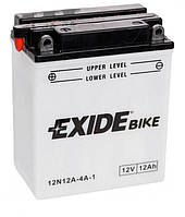 Аккумулятор EXIDE 12N12A-4A-1 12Ah