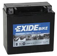 Аккумулятор EXIDE AGM12-12 12Ah