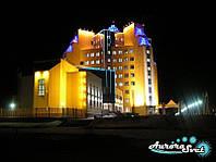 Архитектурная подсветка промышленных сооружений. LED освещение. Светодиодное освещение зданий и сооружений., фото 1