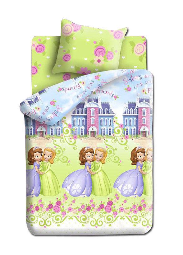 Подростковый постельный комплект «София и Эмбер», Disney