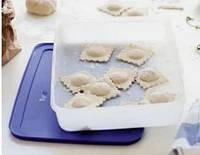 Охлаждающий лоток (2,25 л) Tupperware для пельменей и вареников.
