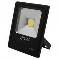 Светодиодный прожектор LP 20W, 220V, IP67 Premium