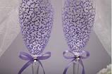 Свадебные бокалы в ассортименте, фото 3