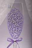 Свадебные бокалы в ассортименте, фото 4