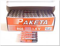 Батарейки Ракета R3, ААA