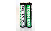 Батарейки TOSHIBA R3, ААA