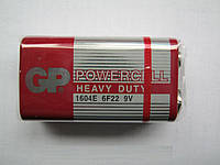 Батарейки GP 1604E-S1 Powercell 6F22 (Крона 9V)