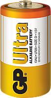 Батарейка GP 13AU-S2 Ultra Alkaline D (LR20)