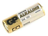 Батарейка GP 23AE-U5 щелочная A23,VA23GA для ПУ