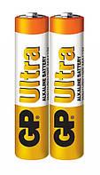 Батарейки GP 24AU-S2 Ultra Alkaline AAA (LR03)