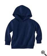 Худи Rabbit Skins Fleece Pullover Hood Navy