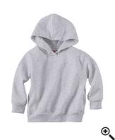 Худи Rabbit Skins Fleece Pullover Hood Ash