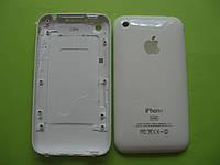 Корпус, крышка задняя белая для iPhone 3G 3GS 32G