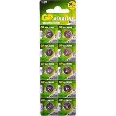 Батарейка часовая GP 164-U10 ALKALINE, 1.5V