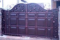 Кованые ворота 3500