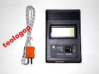 Цифровой термометр TM-902C + термопара