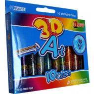 Арт-гель 3D 10цв XD199