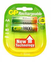 Аккумулятор GP 180AAHC-U2, NI-MH, R6, 1800 mAh