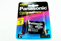 Аккумулятор NI-Cd Panasonik (Р301) 3.6V 300mAh