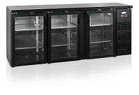 Столы холодильный со стеклянными дверями ASBER ETP-6-200-30 glass