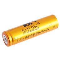 Аккумулятор BAILONG 14500-4800mAh, золотой