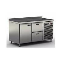 Стол холодильный с выдвижными шкафчиками ASBER ETP-6-150-12