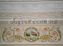 Что такое альфрейная декоративно-орнаментальная роспись?
