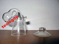 CO2 drop-checker, Дропчеккер. 6см