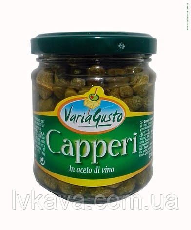 Каперсы Varia Gusto, 210 гр, фото 2