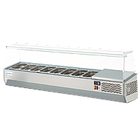 Витрина холодильная ASBER EV-200