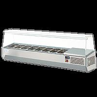 Витрина холодильная ASBER EV-150