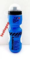 Фляга Discovery Tour de France 650 мл Сине белая