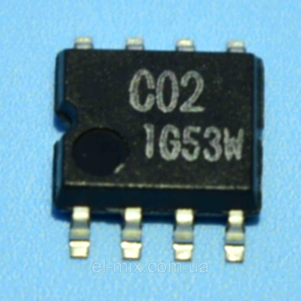 Микросхема 24с02F-W  SO-8  Rohm
