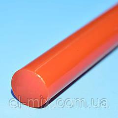 Клей для клеевого пистолета d11mm красный L=200мм