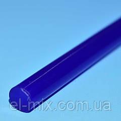 Клей для клеевого пистолета  d7мм синий L=100мм  12-0279
