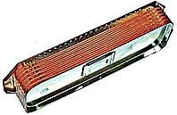 Теплообменник вторичный (пластинчатый) WH0A Viessmann Vitopend 100 (аналог), артикул 7822799, код сайта 4242
