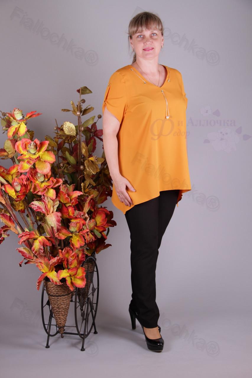 Блуза 2705-433/4 батал от производителя оптом