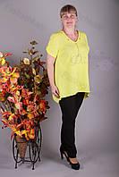Блуза 2702-433/4 батал от производителя оптом