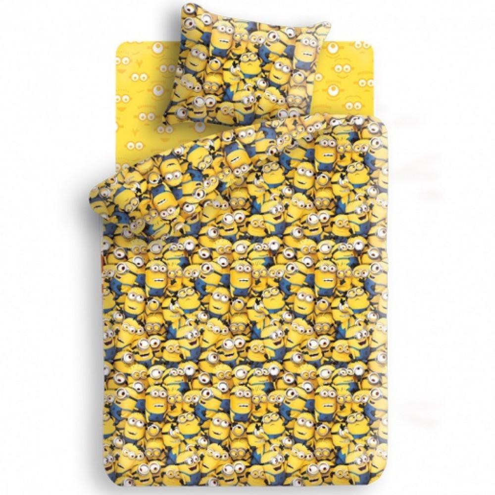Подростковый постельный комплект «Миньоны», Миньоны
