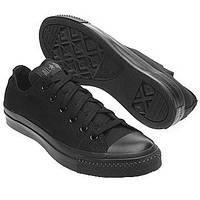 Женские кеды Converse All Star Low All Black