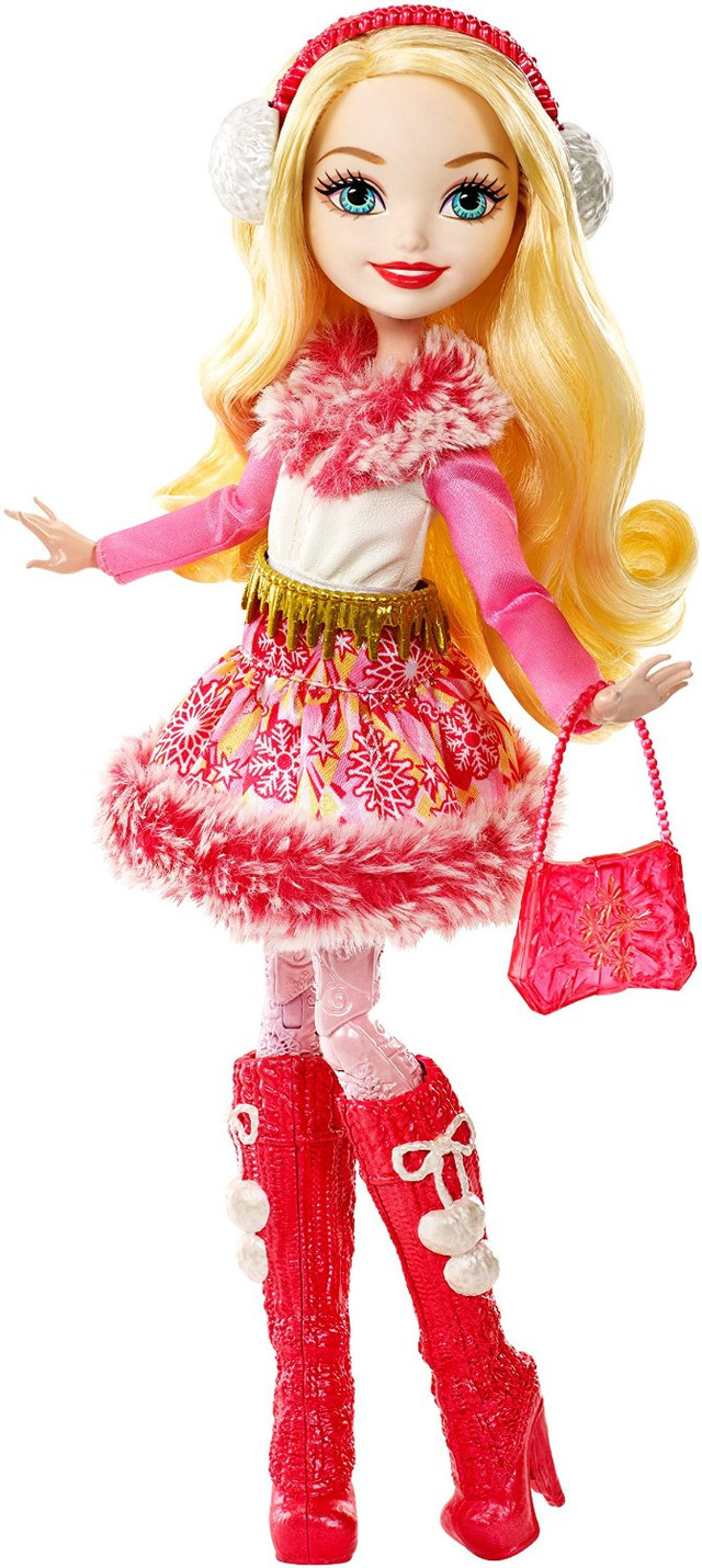 Описание: Ever After High Epic Winter Apple White Doll