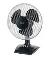 Настольный вентилятор AEG VL 5528 23 см Германия Оригинал