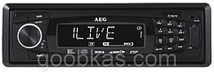 Автомагнитола AEG AR 4020 CD/MP3 Германия